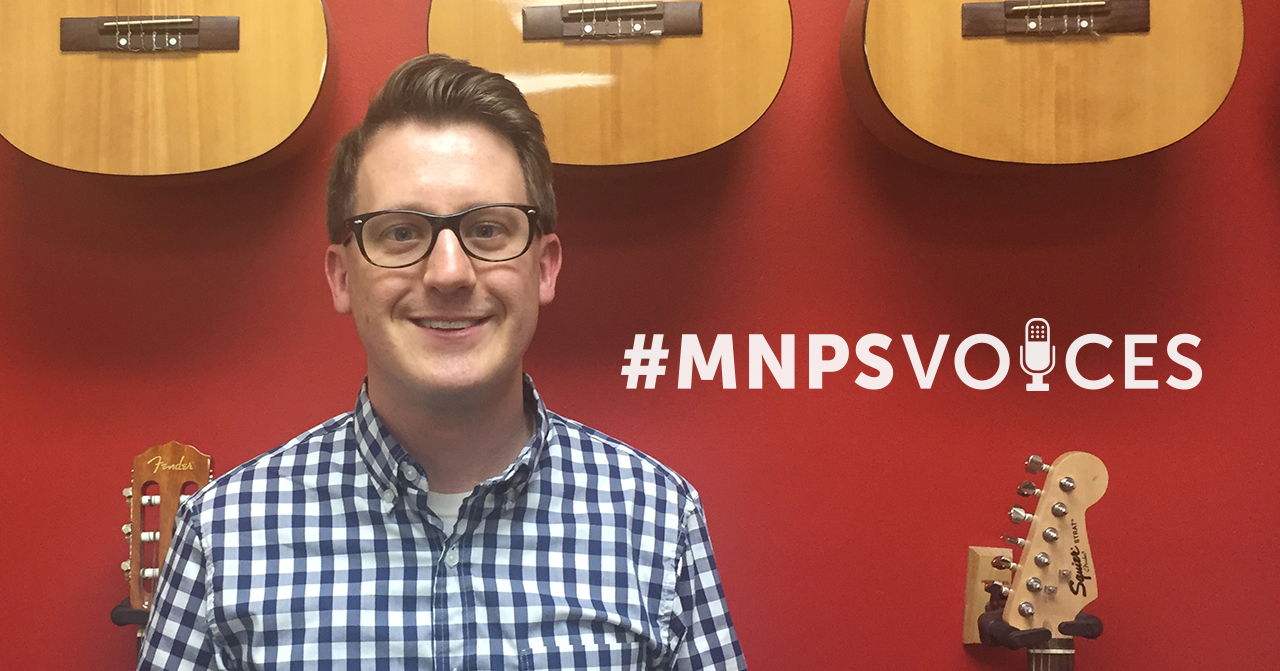 #MNPSVoices: Tyler Lisowski, Community Based Transition Program Teacher