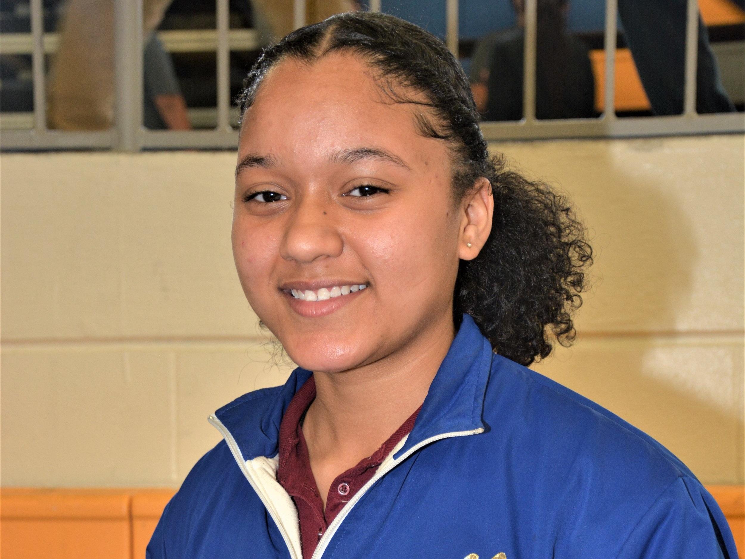 This week's #MNPSMVP is Cortlyn Garner – Antioch Middle School