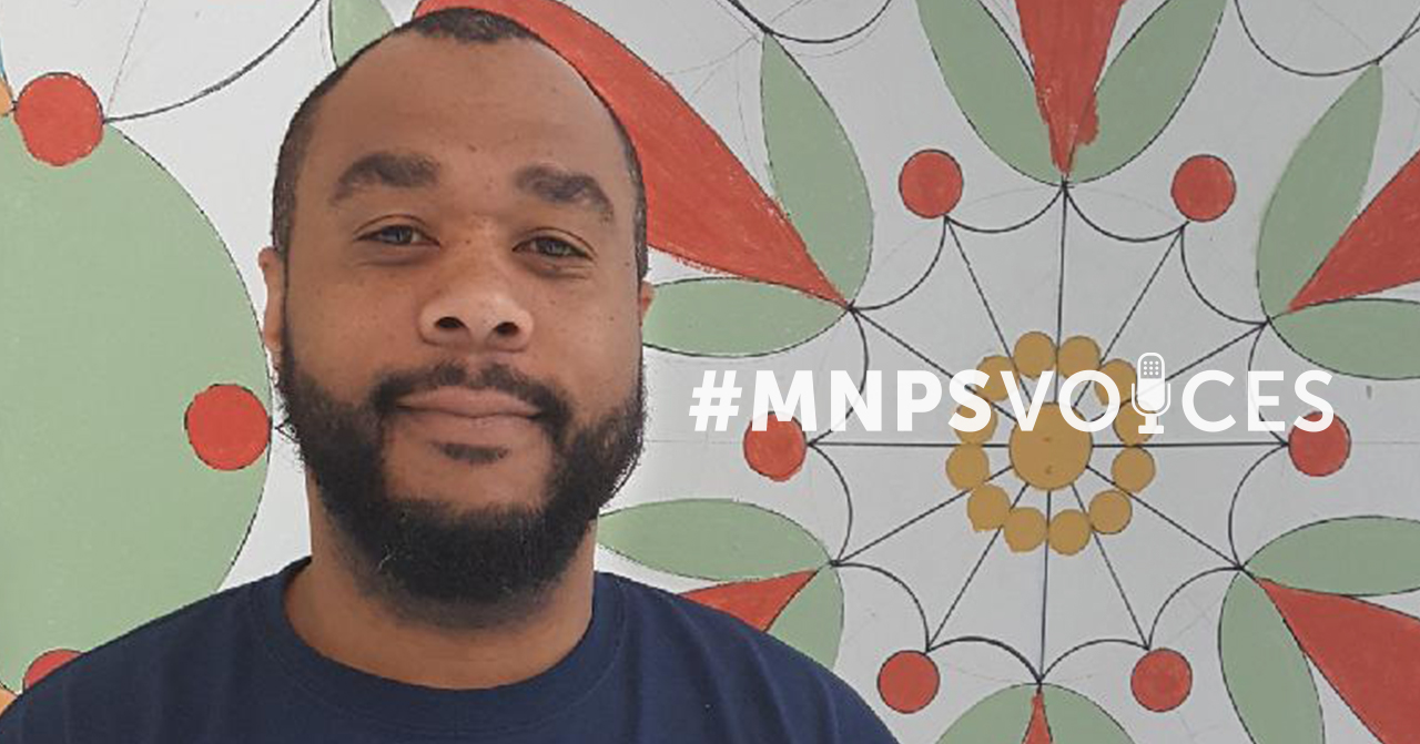 #MNPSVoices, Daniel Craig, Work-based Learning Teacher - Cora Howe Special Day School
