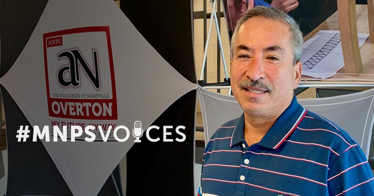 #MNPSVoices - José Flores, Parent Outreach Translator