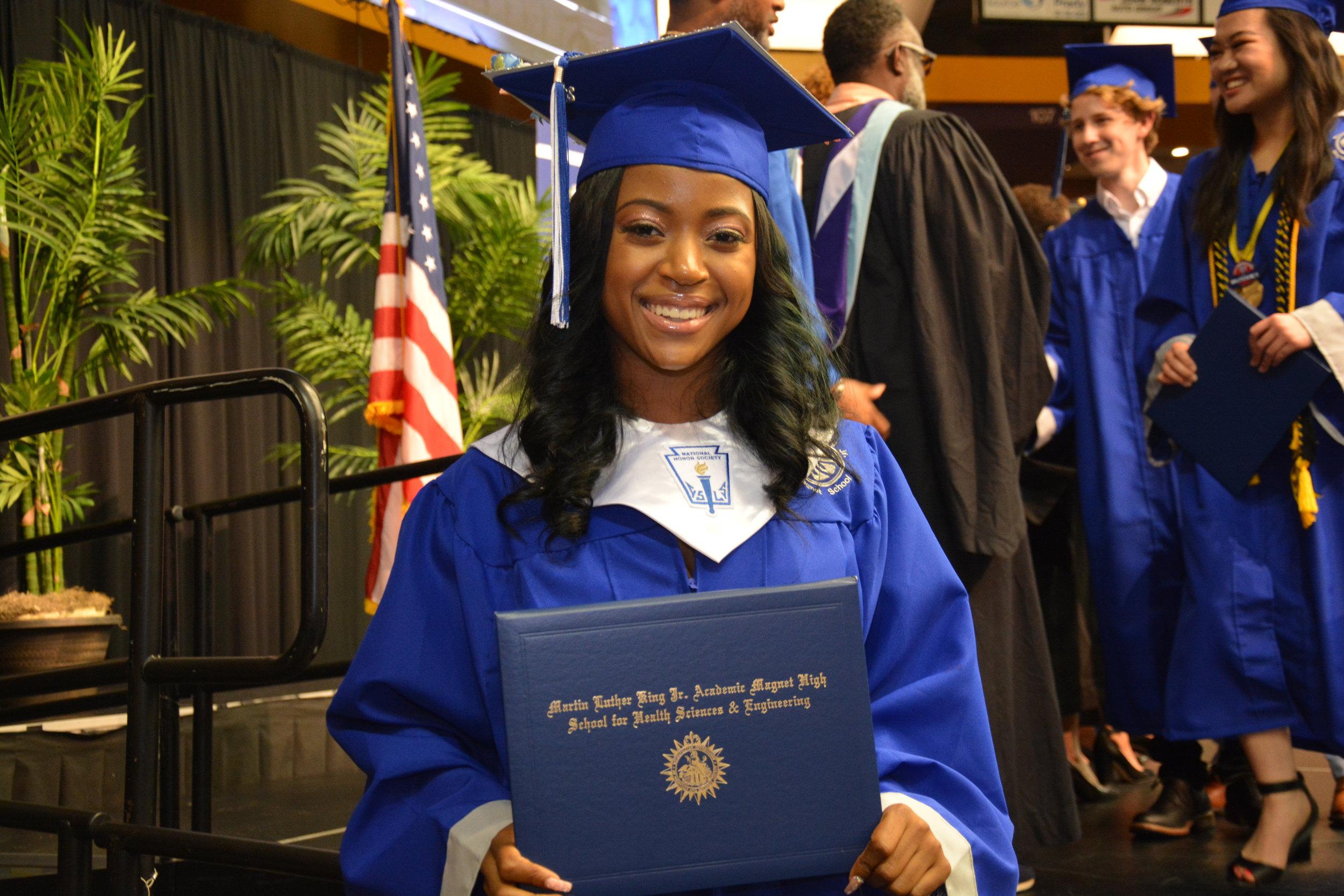 Metro Schools See Increase in Graduation Rates