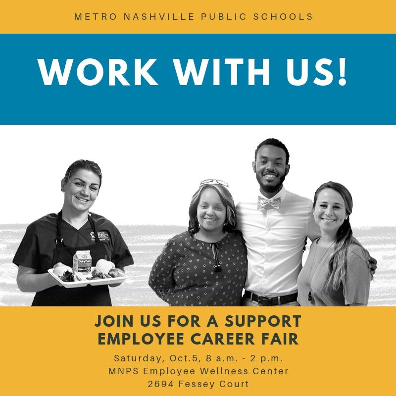 Metro Schools Hosting Career Fair Oct. 5