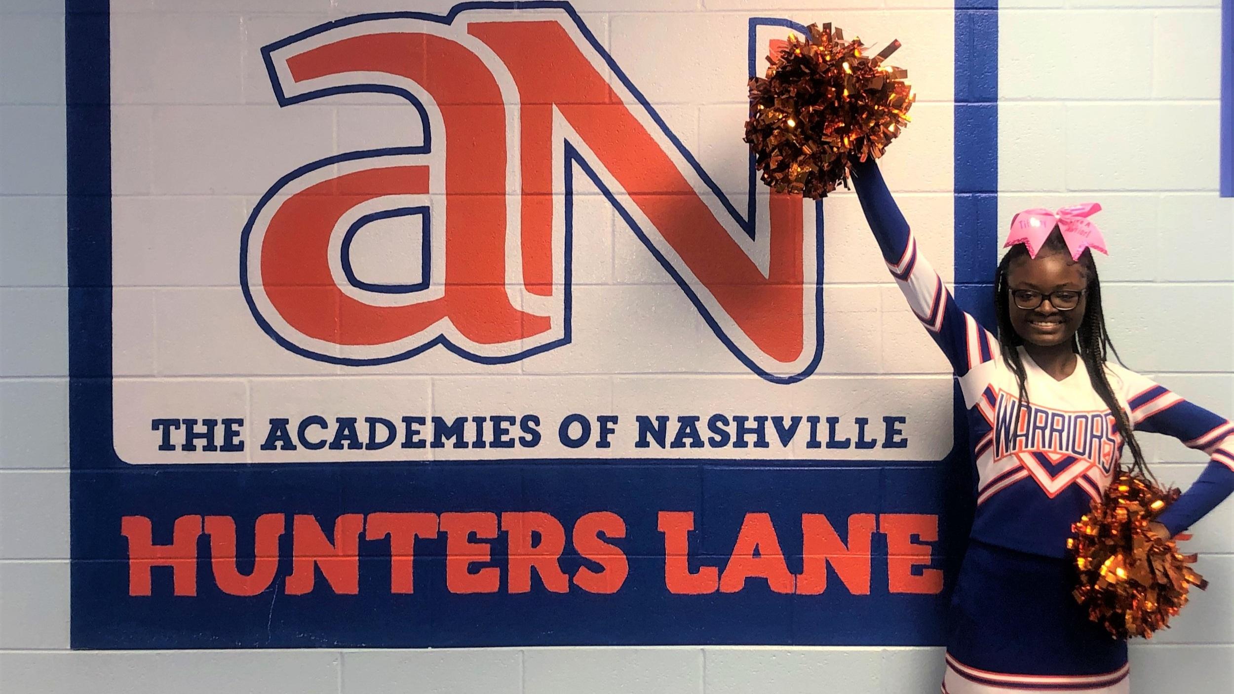 MNPS MVP Tiffany Edwards – Hunters Lane High School