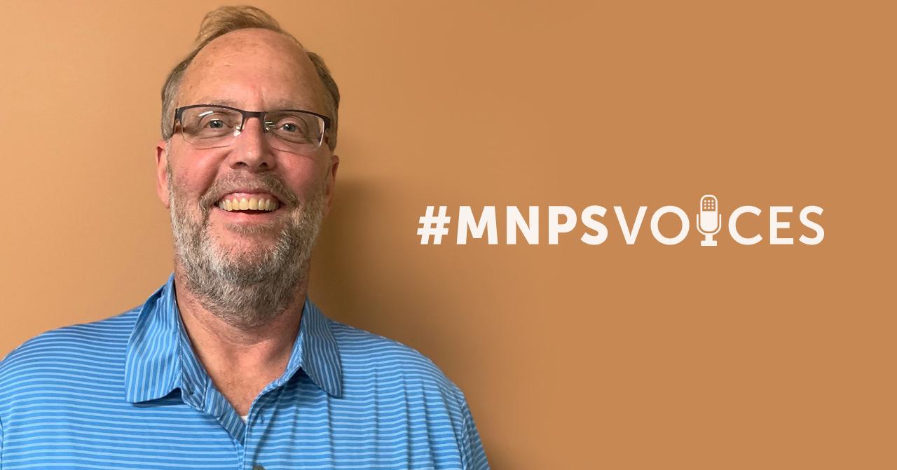 #MNPSVoices - Wayne Birch, Technology and Information Business Analyst