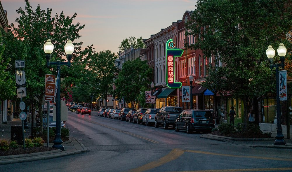 Great American Main Street, Franklin, TN