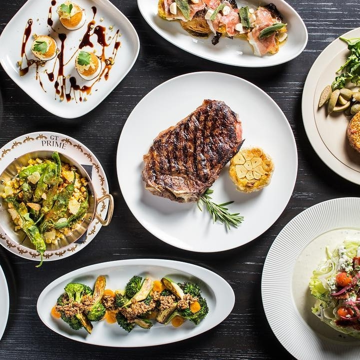 GT Prime Food Tortoise Supper Club