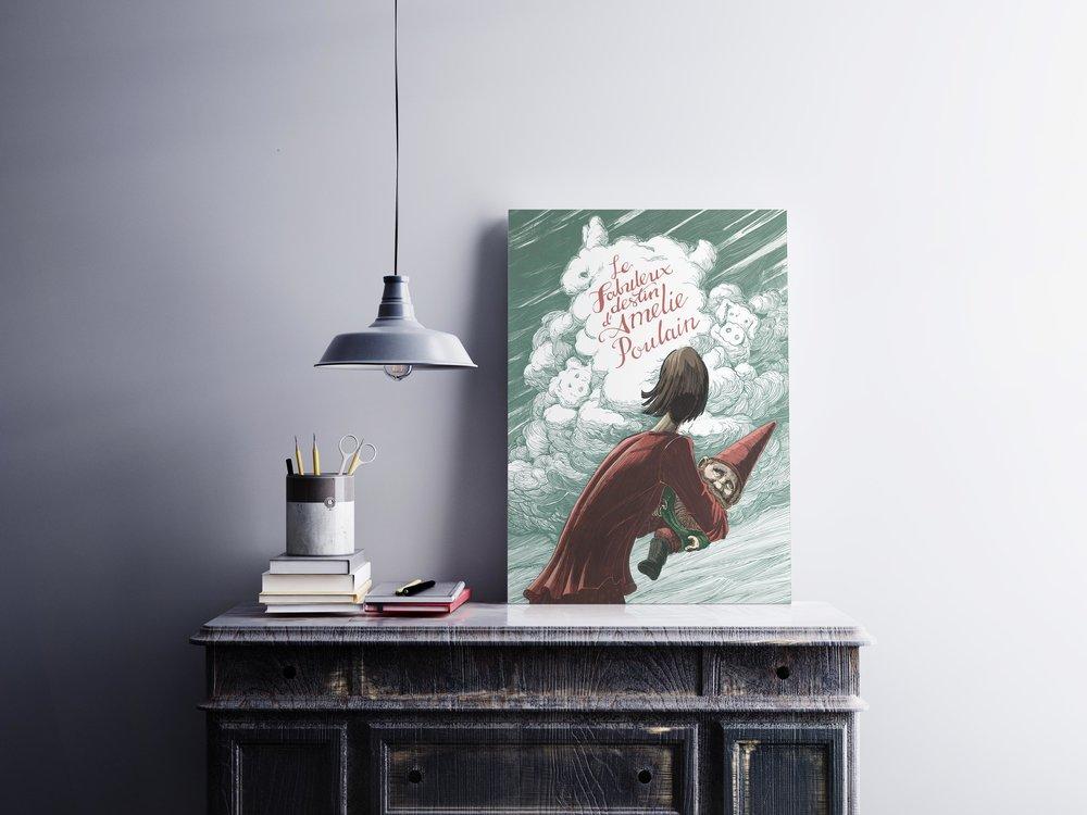 Amelie Poulain poster