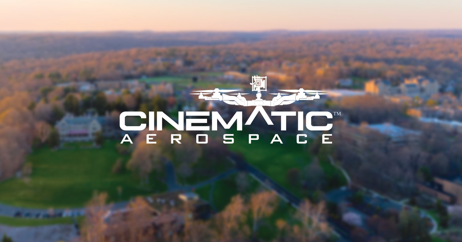 Cinematic Aerospace - NYC Drone Cinematography & Aerial Experts