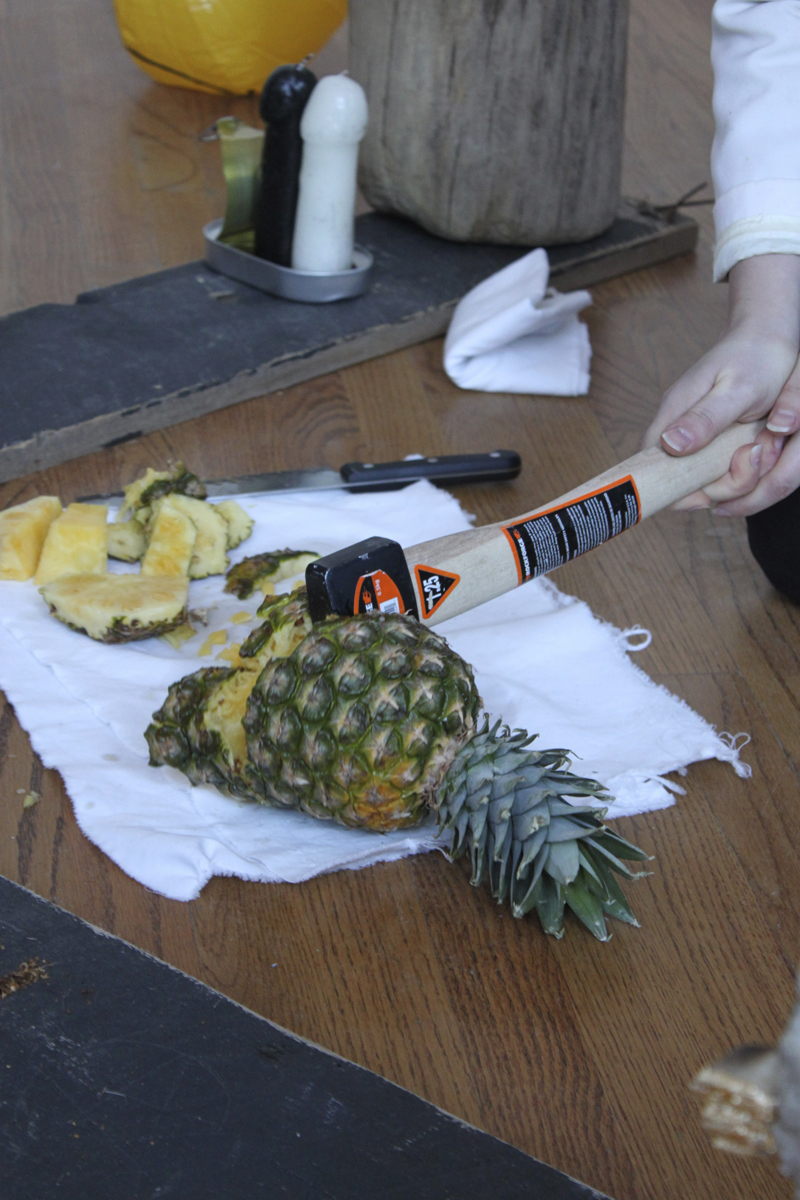 Pineapple Sacrament