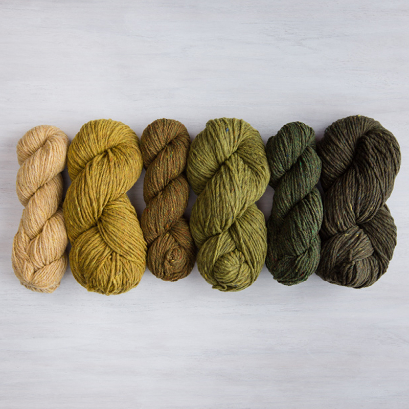 Quarry and Shelter yarn