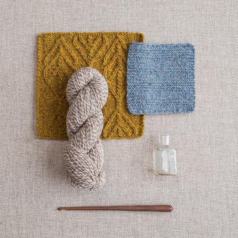 Shelter yarn