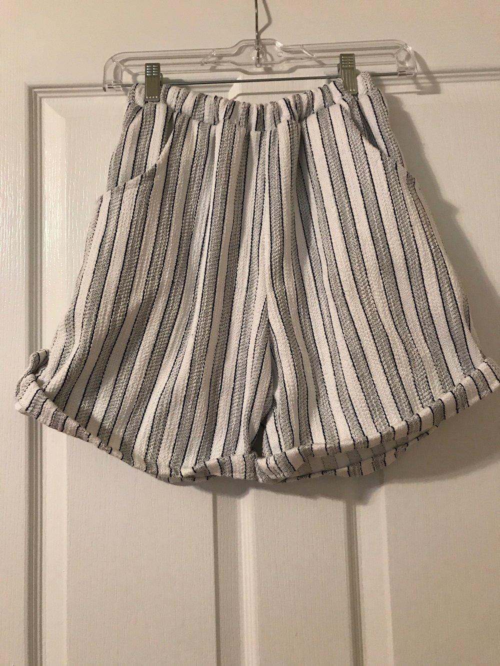 KiYada Upshaw shorts