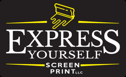 Express Yourself Screen Print