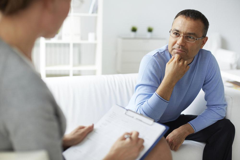 Mental Health Professionals -