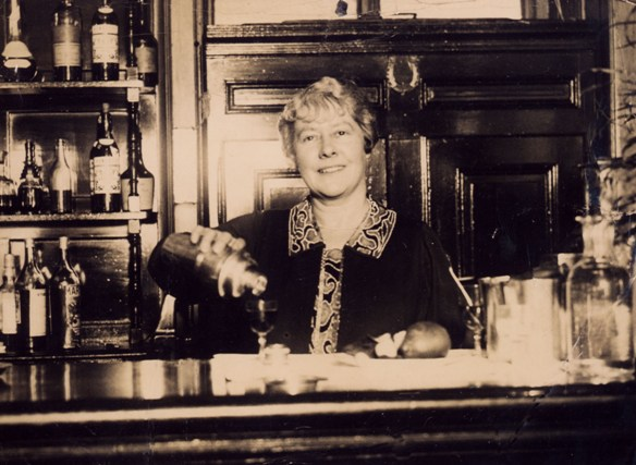 Ada Coleman, early 20th Century bartender at The Savoy in London