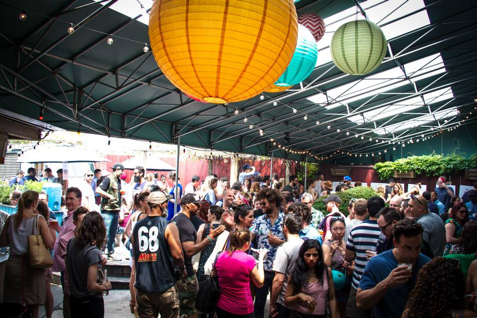 Swig 'n Swine returns to Brooklyn this Sunday.