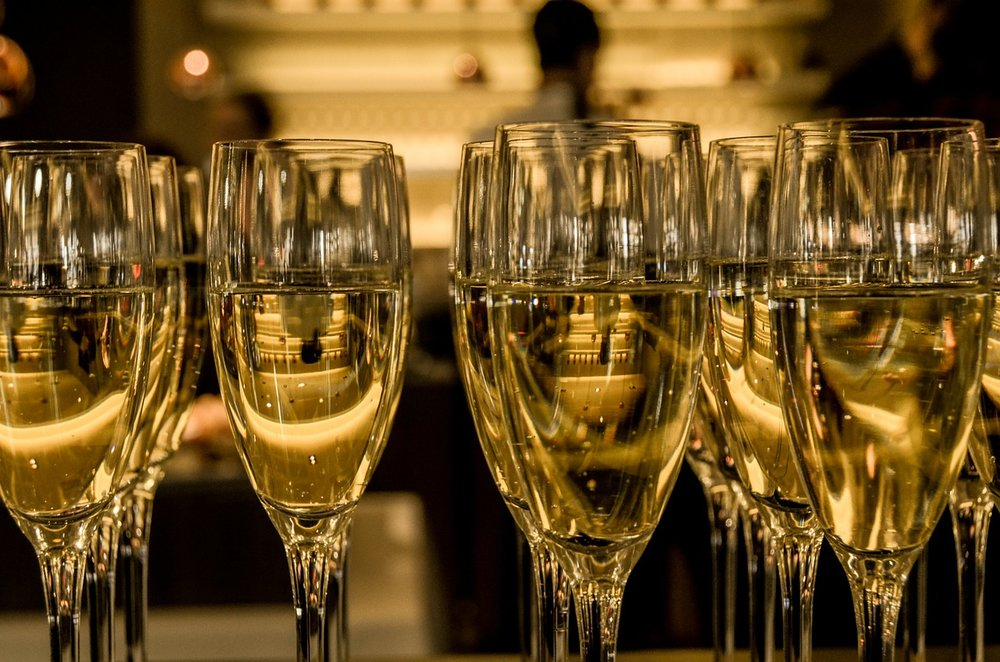 Get your fizz on at New York Champagne Week