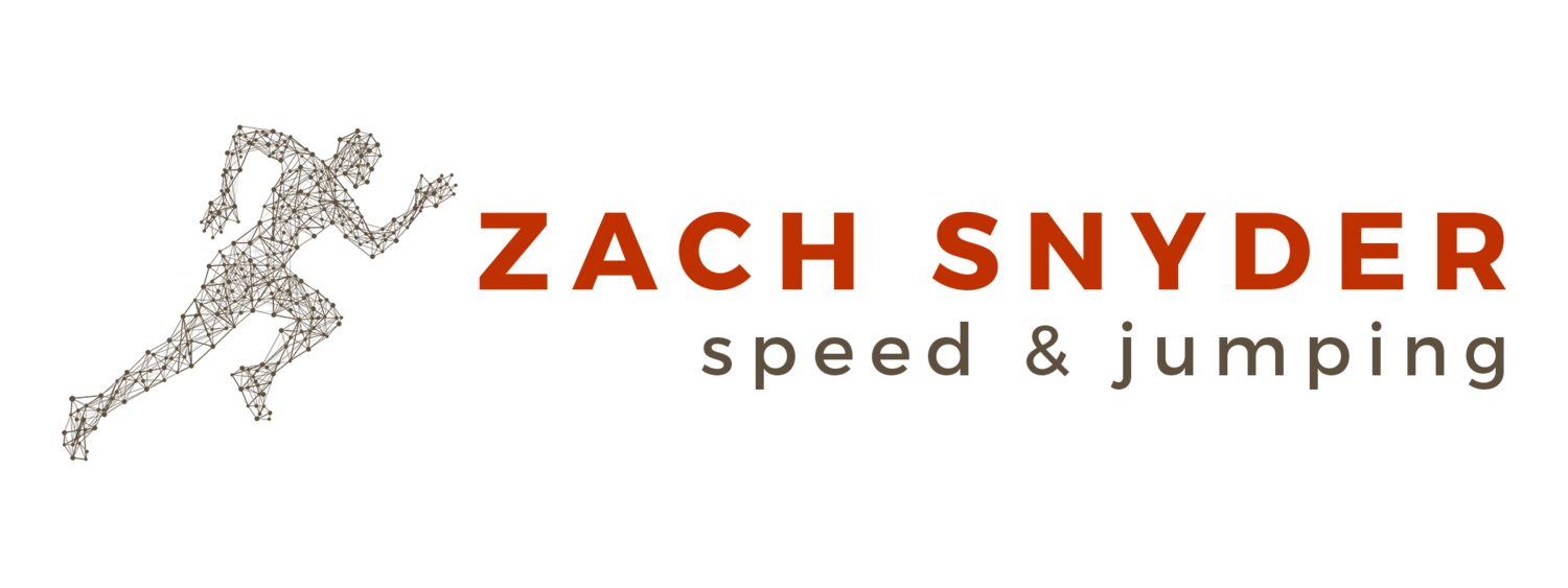 Zach Snyder Speed and Jumping