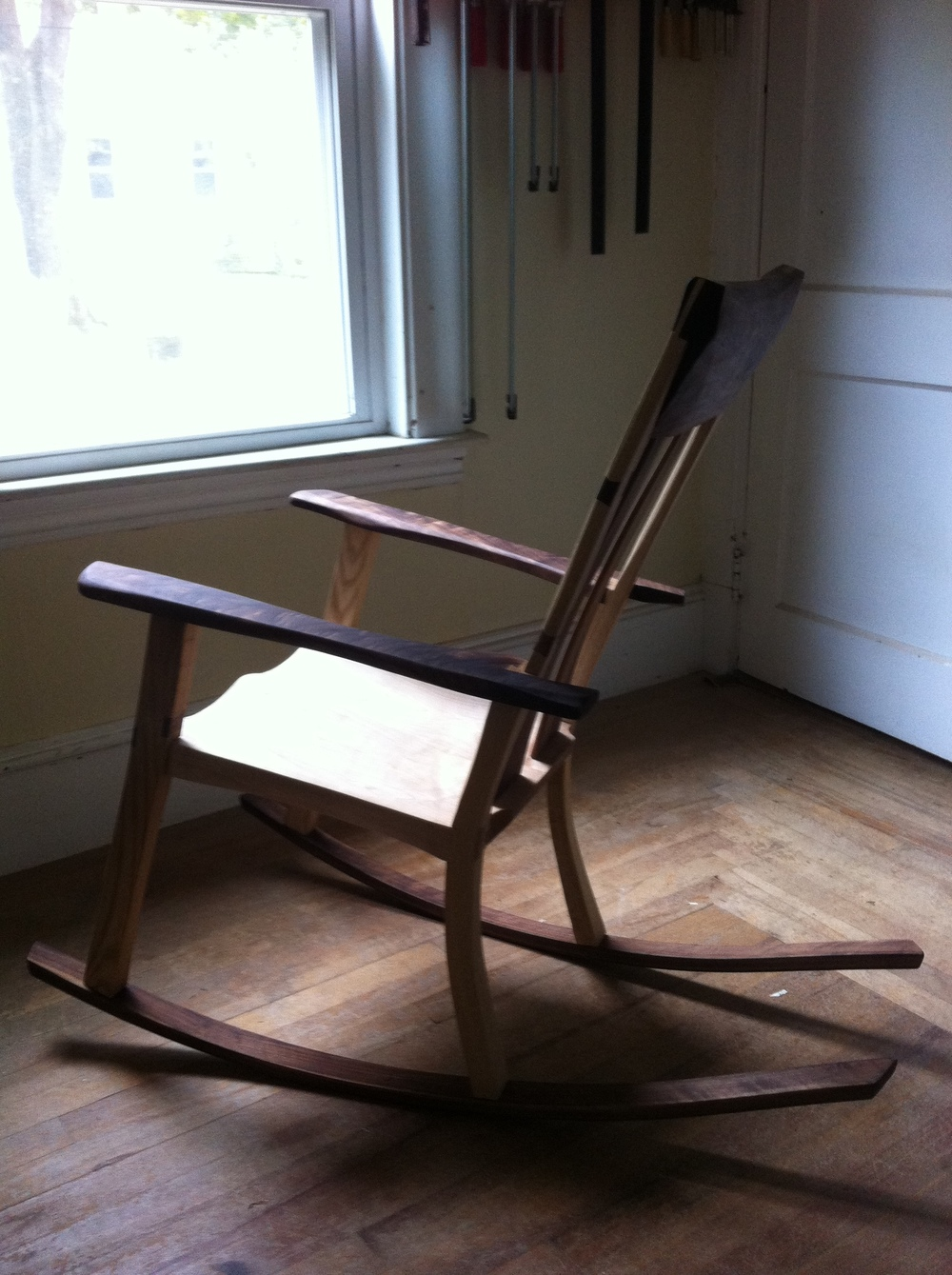 Minna Chair Finished