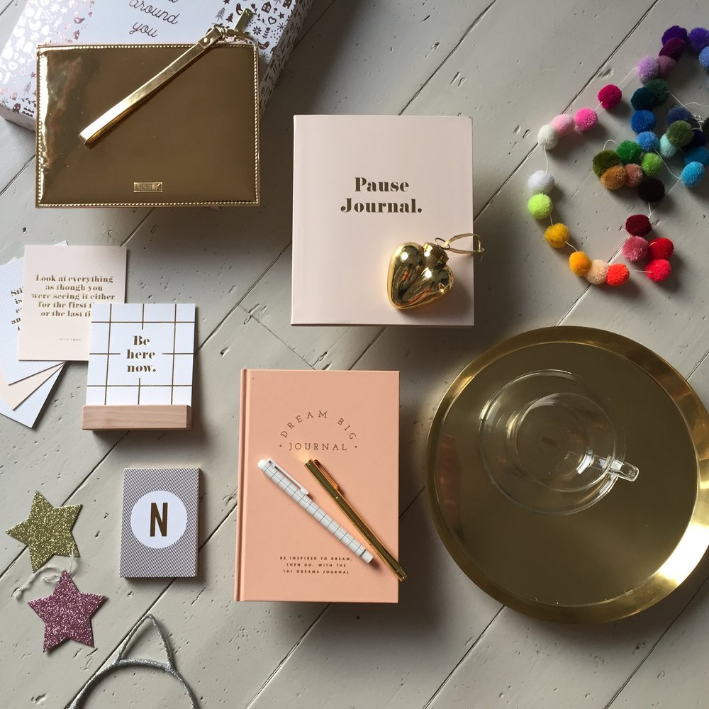 Stuff for the adults - we are can't stop buying! Pause, inspire and organise.