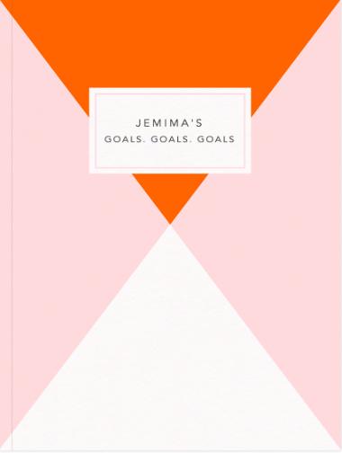 Papier Step Up Goals Notebook