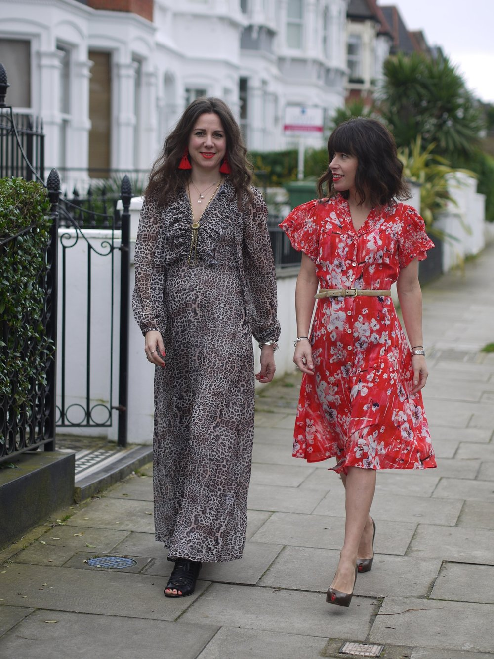 The brief was simple: choose your favourite Lily and Lionel dress and wear it as you would to work...
