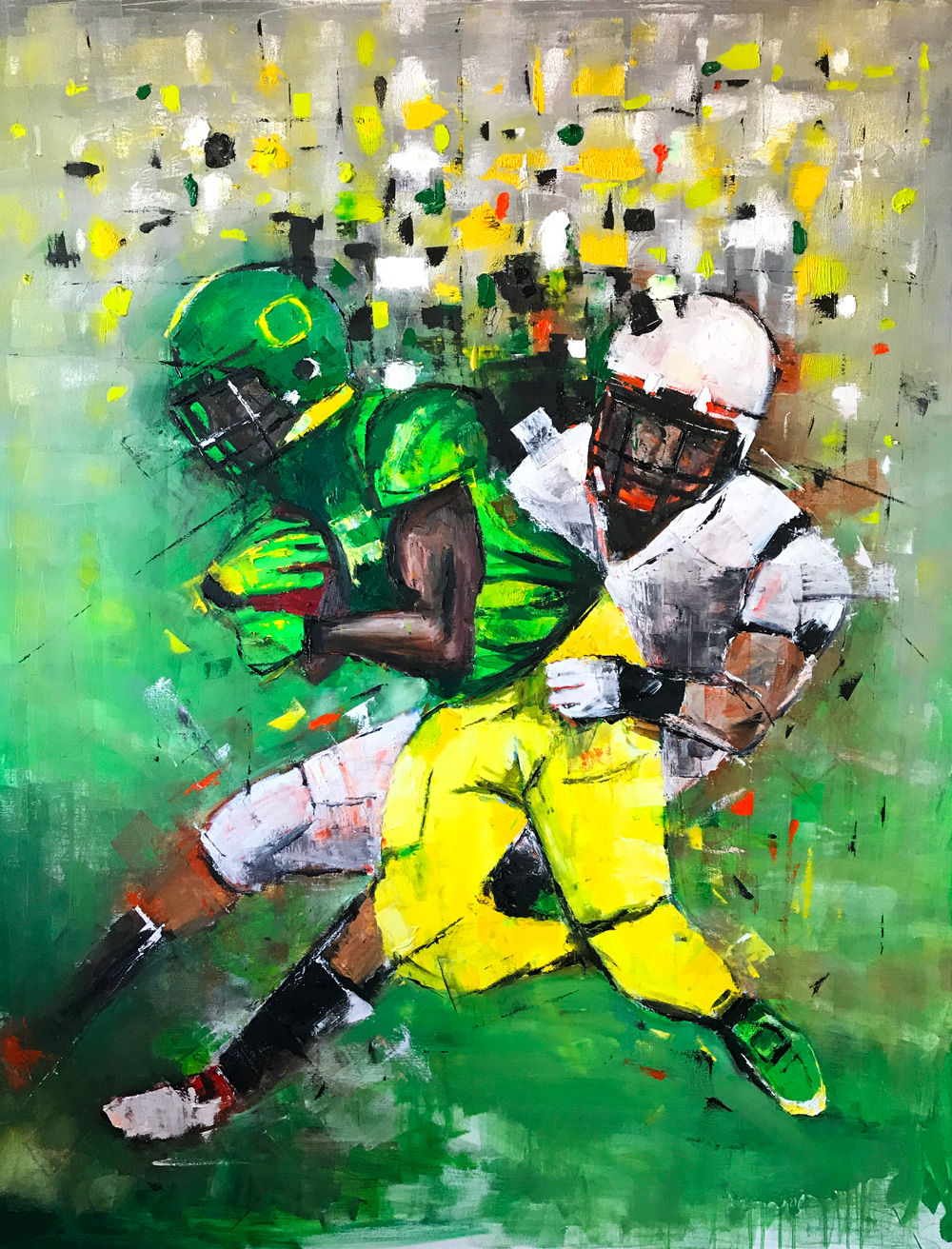 """Oregon Ducks Commission"""