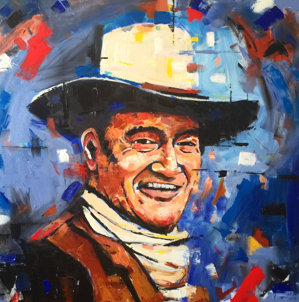 John Wayne Commission
