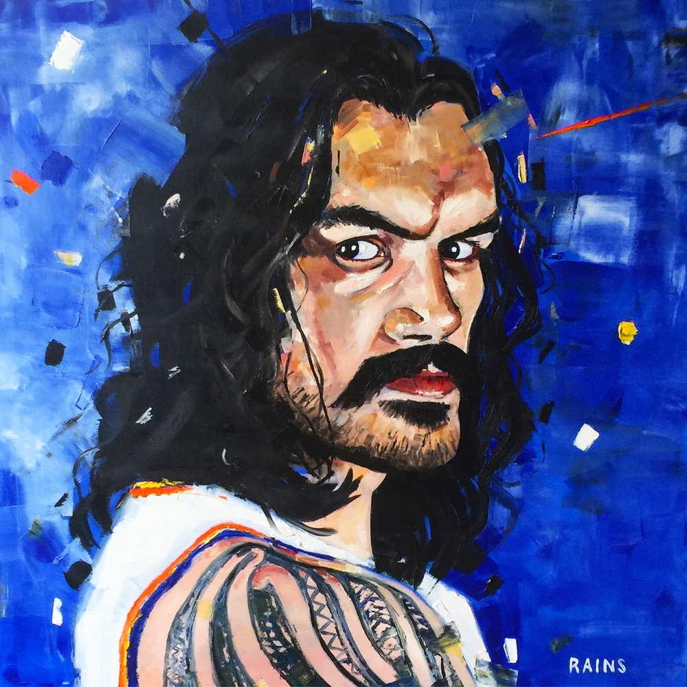 """Steven Adams Commission"""