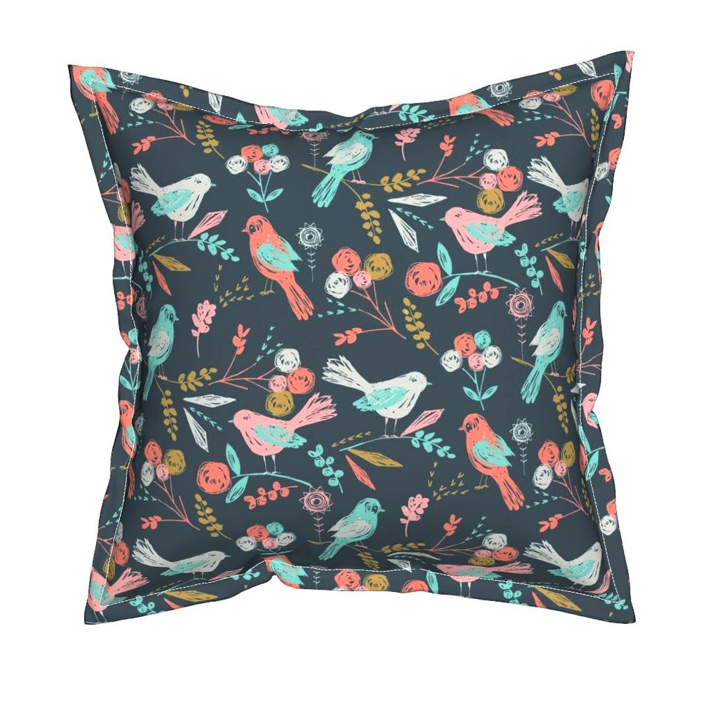 Bloom Birds by Bethan_janine