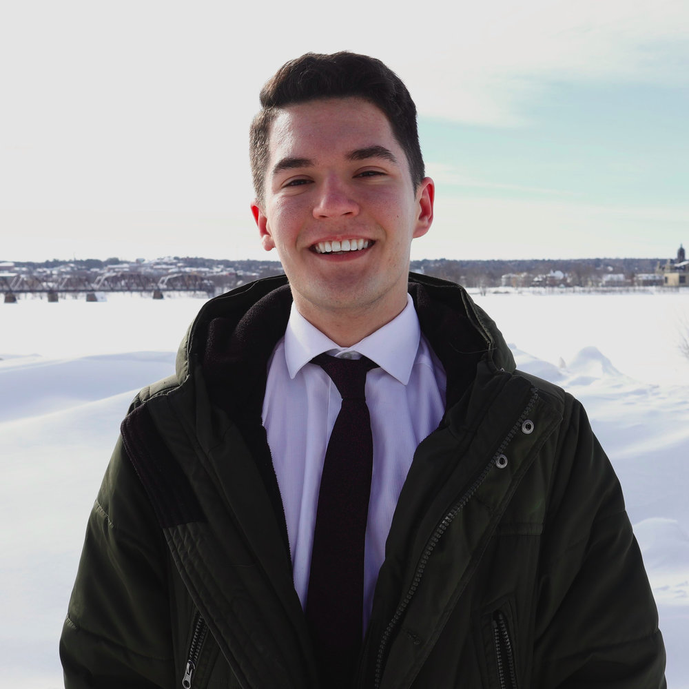 ANTHONY GATTO, VICE PRESIDENT STUDENT LIFE CANDIDATE