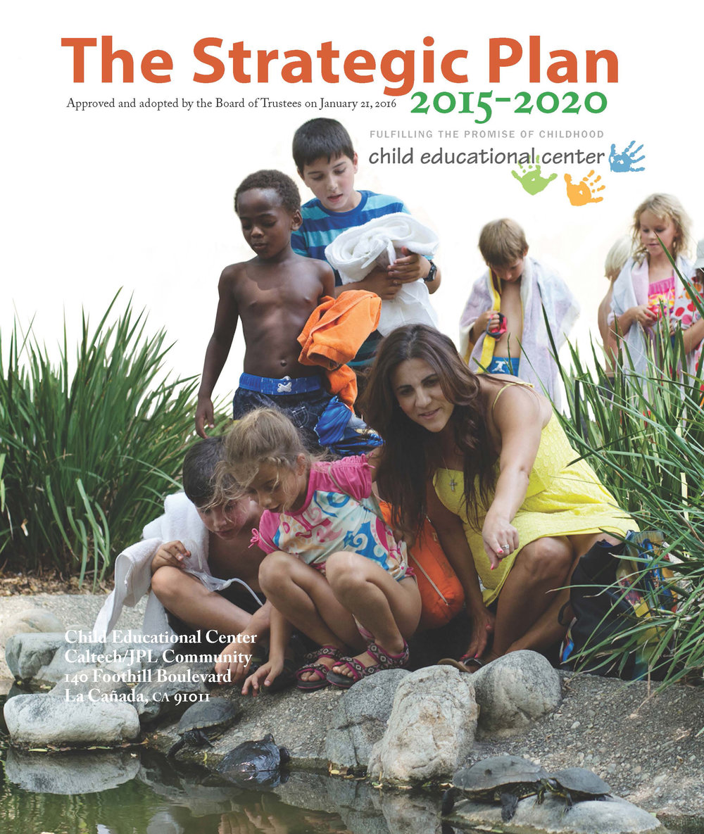View our 5-year Strategic Plan