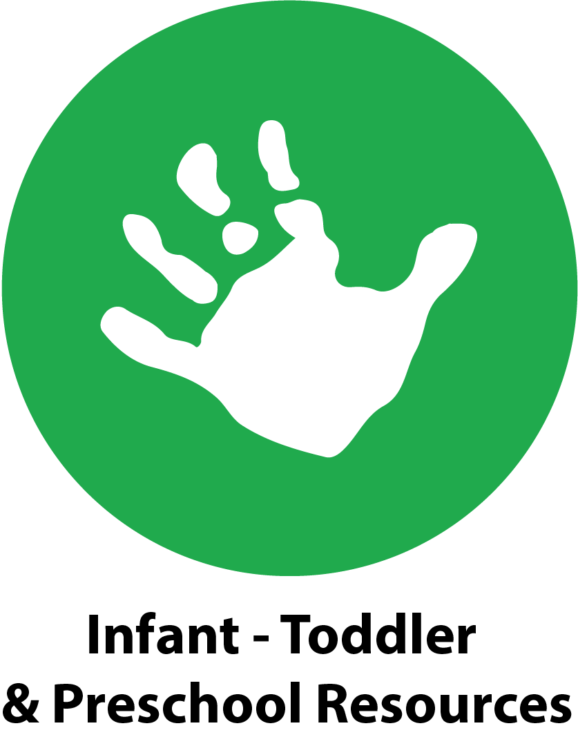 Infant - Toddler & Preschool Resources