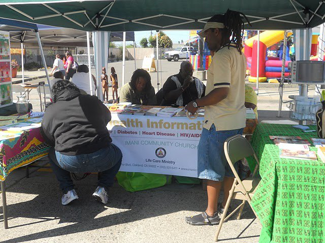 health fair table - 2 2011 - Copy.jpg