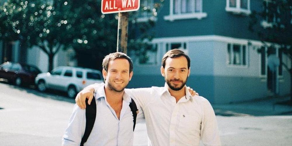 El equipo fundador - San Francisco CA / 2012 -