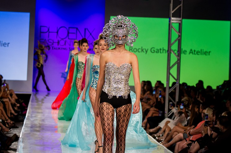 I'm done with phoenix fashion week -