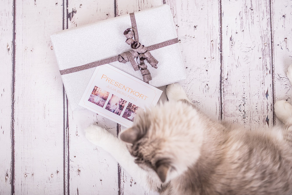 Självklart erbjuder jag även presentkort! En garanterat uppskattad present att ge till någon du tycker om, eller att själv skriva upp på önskelistan.Kontakta mig om du önskar köpa ett presentkort, du väljer summa helt själv.