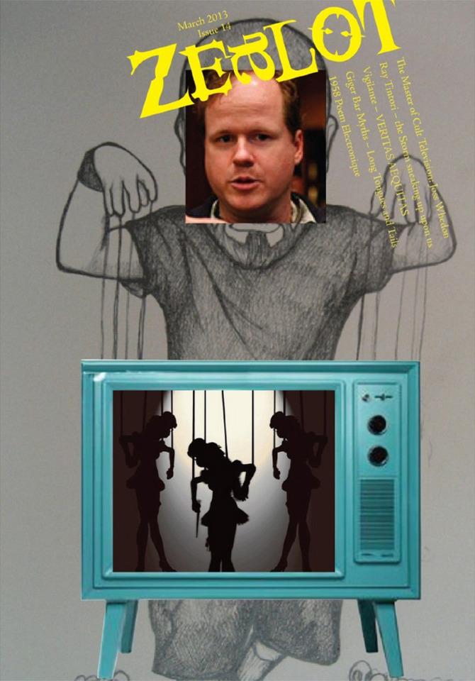 Zealot Cover - Joss Whedon