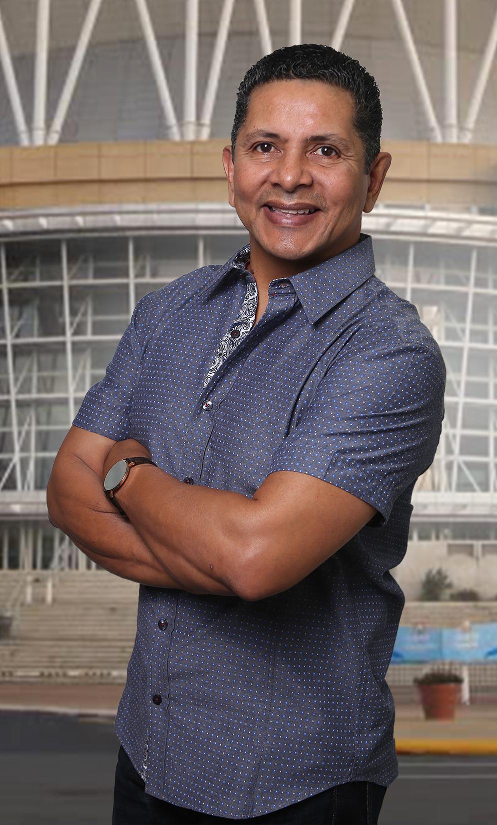 Rolando Santana-Segundo Vice-Presidente