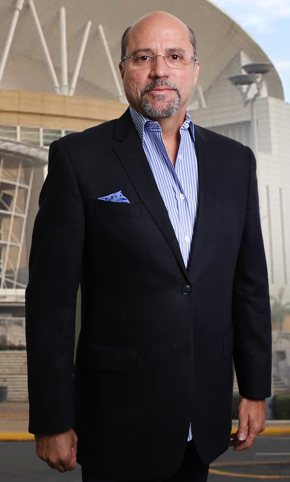 Tony Mojena-Presidente