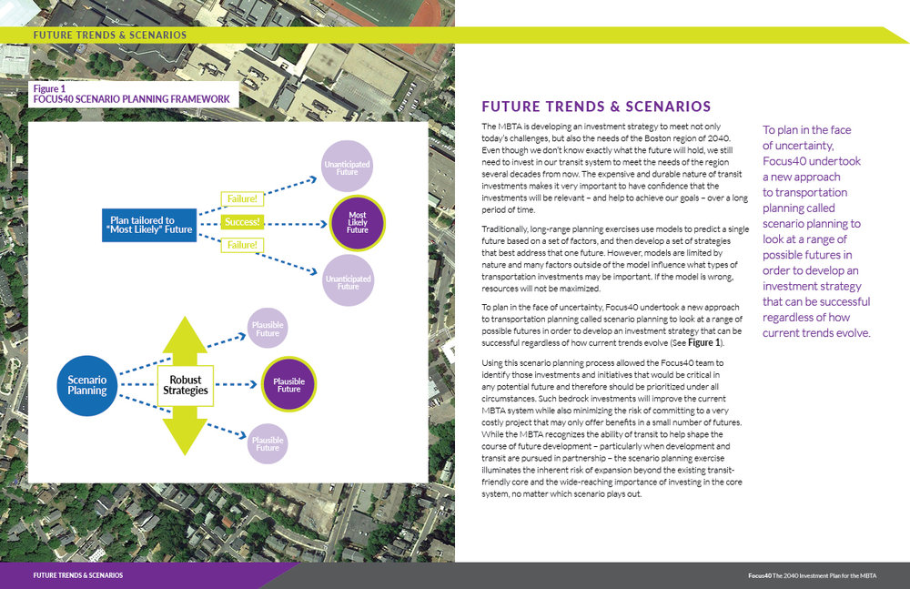 Introduction to Scenario Planning Document