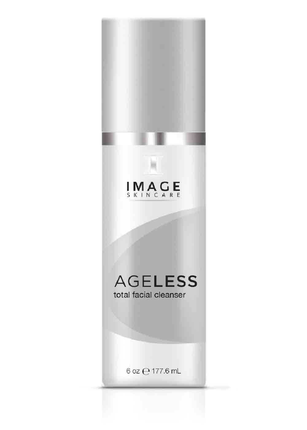 AGELESS    total facial cleanser nettoyant facial total