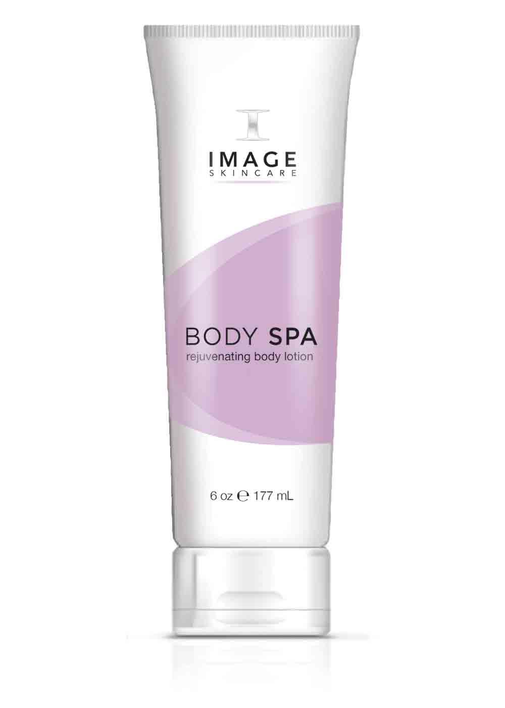 BODY SPA    rejuvenating body lotion crème pour le corps rajeunissante