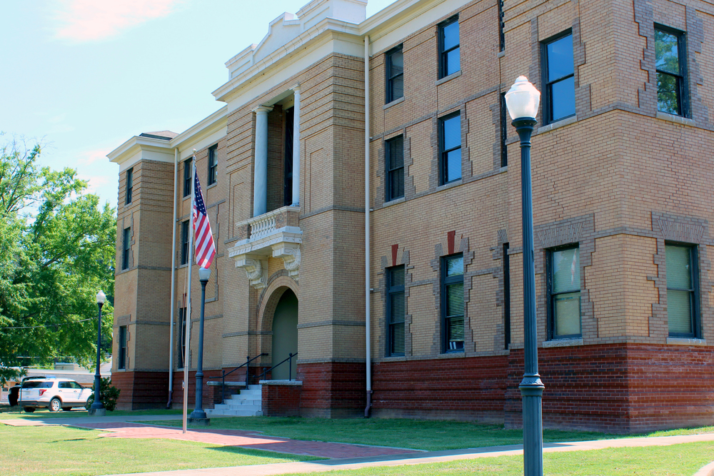 Yalobusha County Courthouse