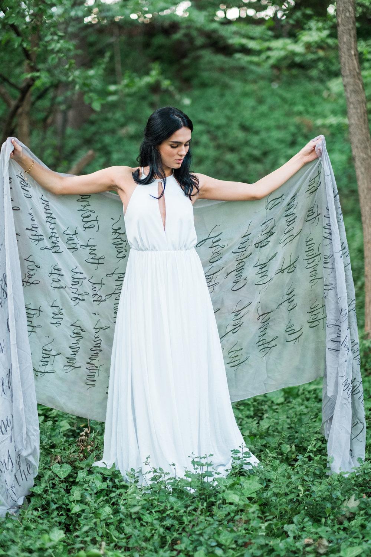 Silk Banner photograph by Tara Bielecki Photography