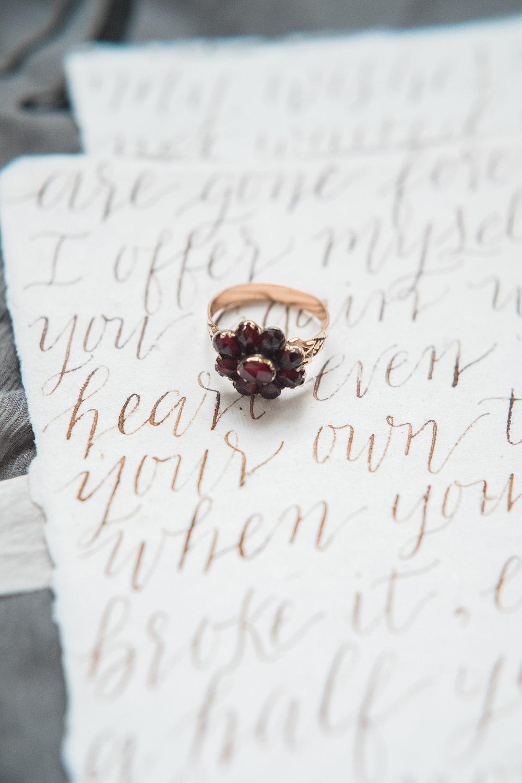Love letter photograph by Tara Bielecki Photography