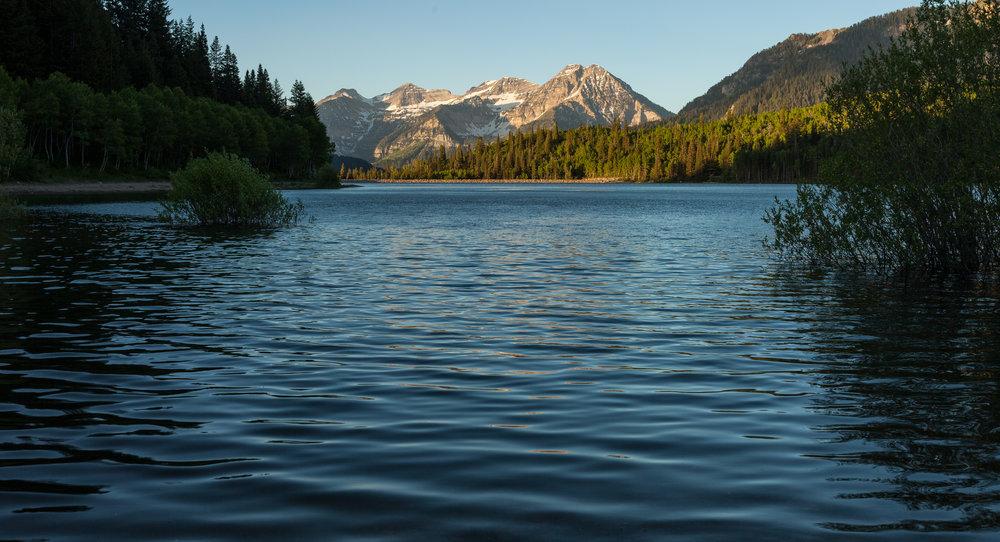 Silver Lake, Utah. June 2016