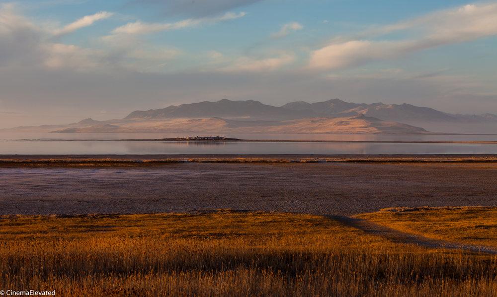 Antelope Island, Utah Nov 2016