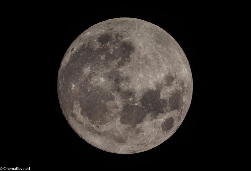 Super Moon, Nov 2016