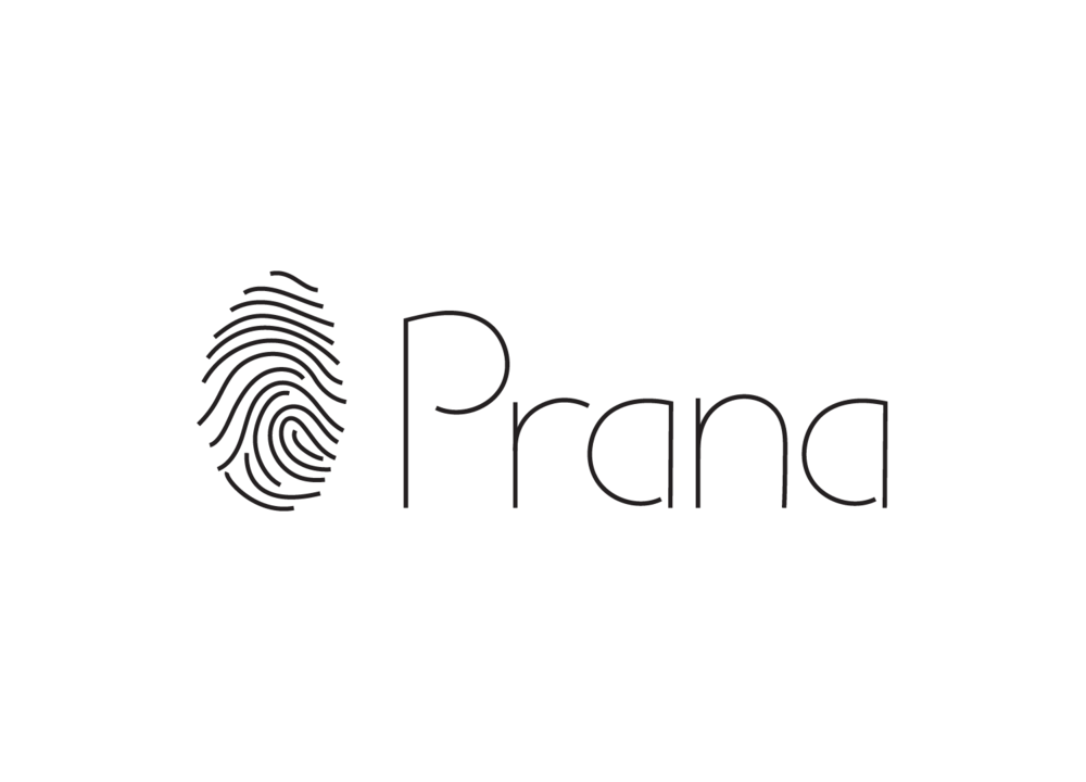 Personal Journey This direction focuses on Prana as a personal journey. The melding of a fingerprint and topographic map expresses the desire and ability to go wherever life takes you.
